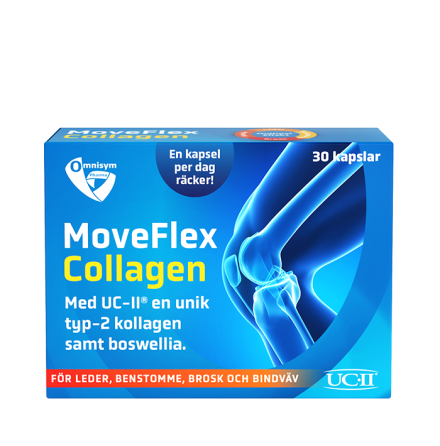Moveflex Collagen, 30 kaps